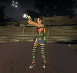 Teen Angst Zoey - normal hair For Garry's Mod Image 1