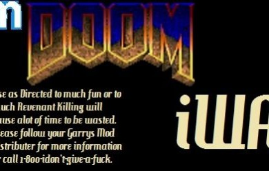 gm_doom_iwad.zip For Garry's Mod Image 1