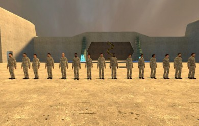 us_military_recruit_skin.zip For Garry's Mod Image 1