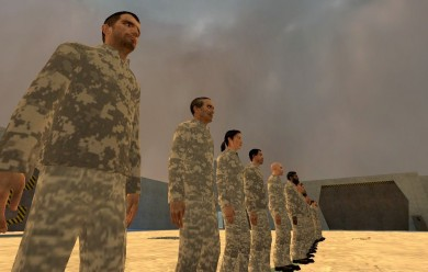 us_military_recruit_skin.zip For Garry's Mod Image 2