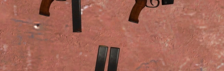 FONV Homemade SMG For Garry's Mod Image 1