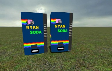 vendingmachine_and_soda_reskin For Garry's Mod Image 1