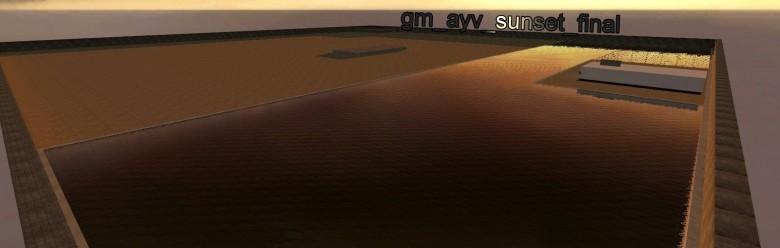 gm_ayv_sunset_final.zip For Garry's Mod Image 1