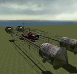 rebel_airship.zip For Garry's Mod Image 1
