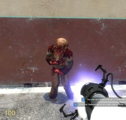 hl2_early_zombie_reskin.zip For Garry's Mod Image 1