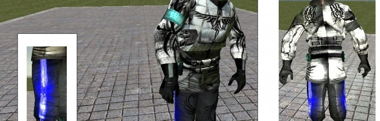 daunte_combine.zip For Garry's Mod Image 1