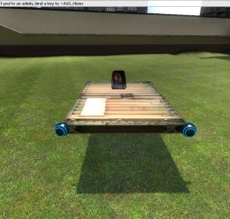 hover_car.zip For Garry's Mod Image 1