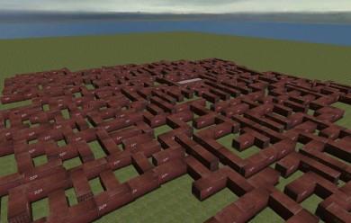 mega-maze.zip For Garry's Mod Image 1