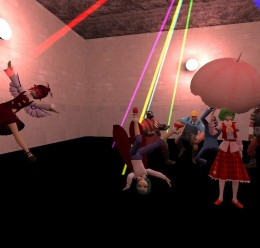 MMD Touhou Model Ports Pack 2 For Garry's Mod Image 1