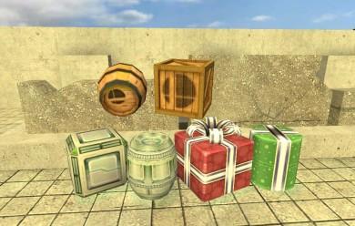 SSBB Crates and Barrels.zip For Garry's Mod Image 1