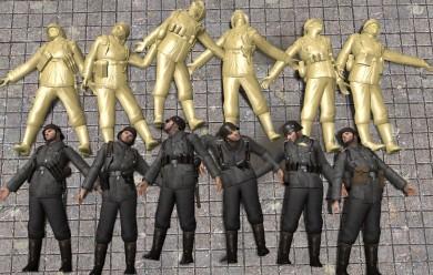 dod_plastic_army_men_skins_hex For Garry's Mod Image 2