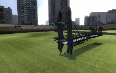 HOVERSHIP.zip For Garry's Mod Image 2
