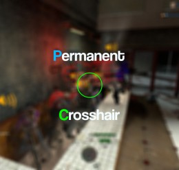Permanent Crosshair For Garry's Mod Image 1