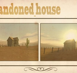 abandoned_house.zip For Garry's Mod Image 1