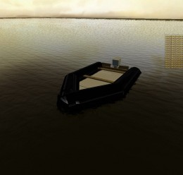 Band-Aid's-Military Speed Boat For Garry's Mod Image 1