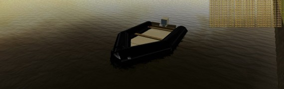 Band-Aid's-Military Speed Boat