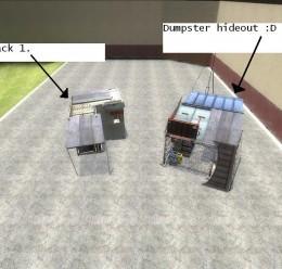 destructable_shacks.zip For Garry's Mod Image 1