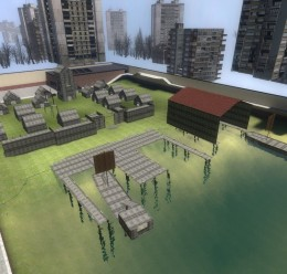 wooden_harbor.zip For Garry's Mod Image 1