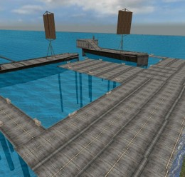 wooden_harbor.zip For Garry's Mod Image 2