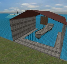 wooden_harbor.zip For Garry's Mod Image 3