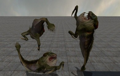 ichthyosaur_with_physics.zip For Garry's Mod Image 1