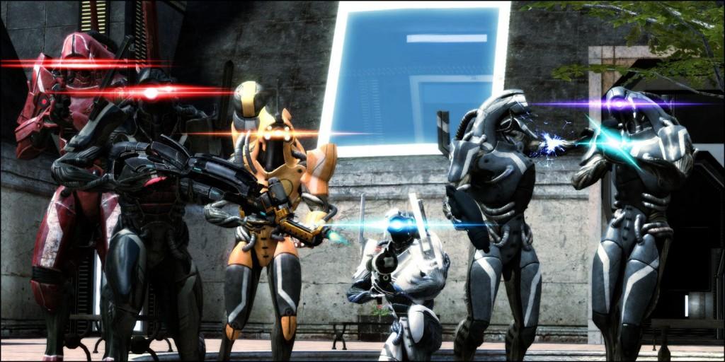 Mass Effect 3 Geth | garrysmods org