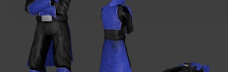 Star Wars TFU Royal Guard Blue For Garry's Mod Image 1