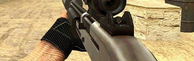 silver_m3.zip For Garry's Mod Image 1