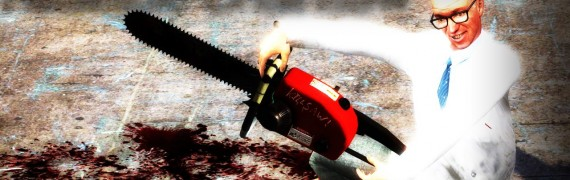 Realistic Chainsaw SWEP V1