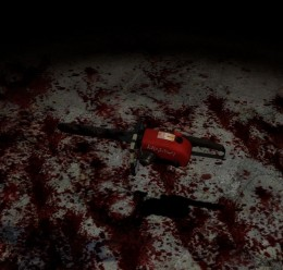 Realistic Chainsaw SWEP V1 For Garry's Mod Image 2