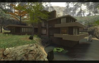 cs_parkhouse.zip For Garry's Mod Image 1