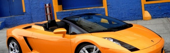 gallardo spyder background