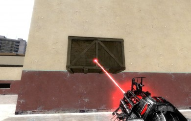 Red 'n Black Physgun For Garry's Mod Image 2