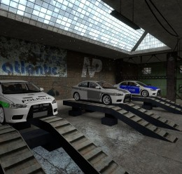 Baltic Police and race skin For Garry's Mod Image 2