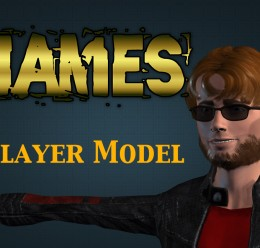 James (Player Model) For Garry's Mod Image 1