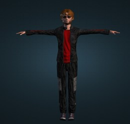 James (Player Model) For Garry's Mod Image 2