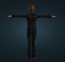 James (Player Model) For Garry's Mod Image 3