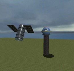 Ion Cannon Satalite with Contr For Garry's Mod Image 1