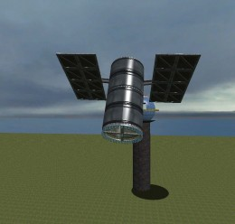 Ion Cannon Satalite with Contr For Garry's Mod Image 2