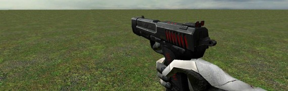 HEV & Pistol Reskin