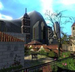 ttt_rooftops_a2_f1 For Garry's Mod Image 1