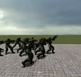 halo_marines.zip For Garry's Mod Image 3
