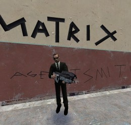 agent_smith.zip For Garry's Mod Image 1