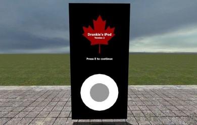 iPod v2 - by Drunkie For Garry's Mod Image 1
