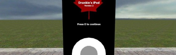 iPod v2 - by Drunkie