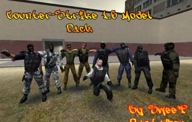 counter-strike_1.6_model_pack. For Garry's Mod Image 2