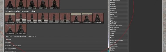 COD:NPC thumbnails