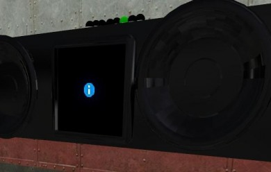 MP3 Touchpad Player For Garry's Mod Image 1