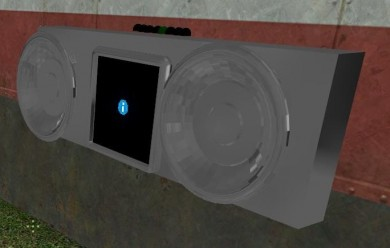MP3 Touchpad Player For Garry's Mod Image 2