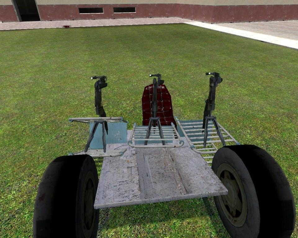 GMod Turret Tool gone - Satob